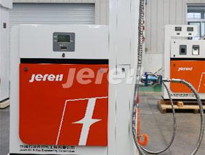 LNG单枪柜箱式加气机