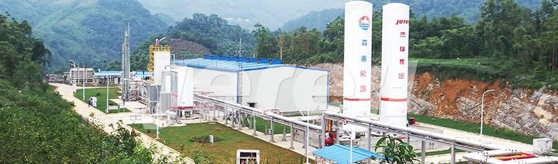 橇装式LNG液化工厂